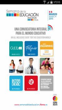 FORO DE POSTGRADO 2015 poster