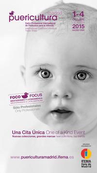 PUERICULTURA 2015 poster
