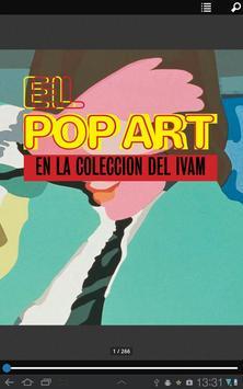 Librería IVAM poster