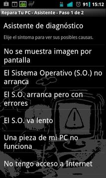 Repara tu PC apk screenshot