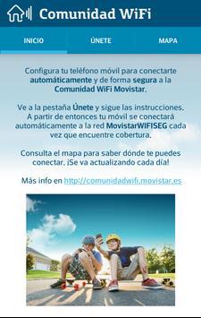Comunidad WiFi poster