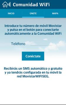 Comunidad WiFi apk screenshot