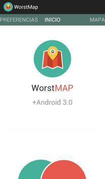 WorstMap apk screenshot