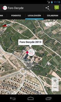 Foro Decyde apk screenshot