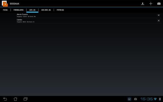 DEKRA Expertise apk screenshot