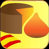Exporters cheeses icon