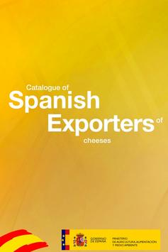 Exporters cheeses poster