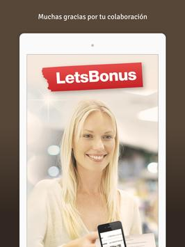 LetsBonus Business apk screenshot