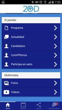 PP Canarias apk screenshot