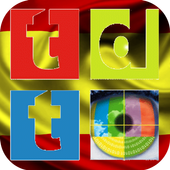 España TDT TV icon