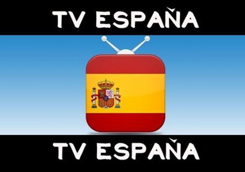España TDT TV poster
