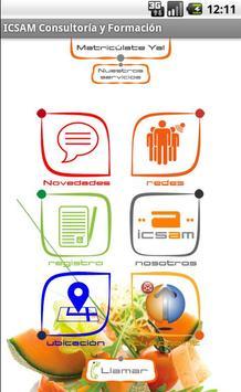 ICSAM Consultoría y Formación poster