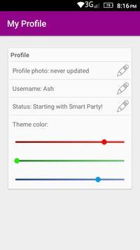 Smart Party apk screenshot