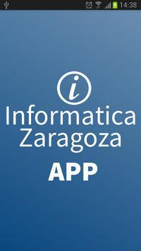 Informatica Zaragoza APP poster