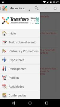 Transfiere 2015 apk screenshot