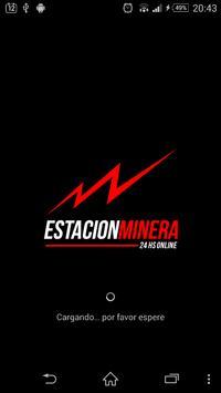 Radio Estación Minera poster