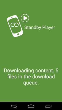 DSA Standby Player apk screenshot