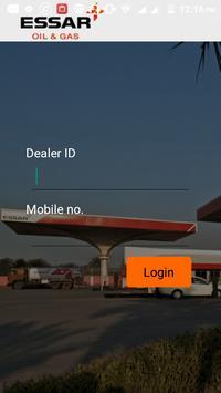 Essar Oil Dealers apk screenshot