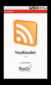 YouReader by YouCo poster
