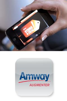 Amway Augmenter apk screenshot