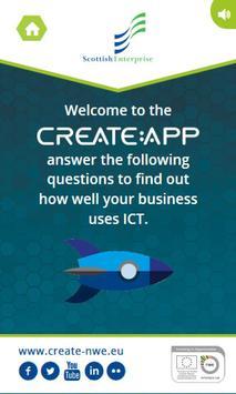 CREATE:App apk screenshot