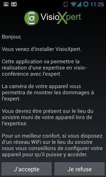 VisioXpert poster