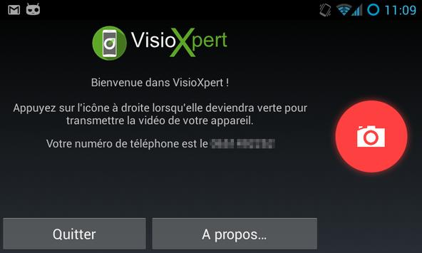 VisioXpert apk screenshot