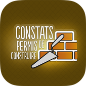 Constat permis de construire icon