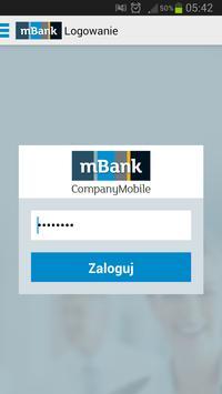 mBank CompanyMobile apk screenshot