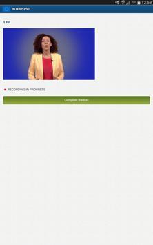 INTERP-PST apk screenshot