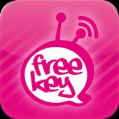 free-key icon