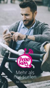 free-key poster
