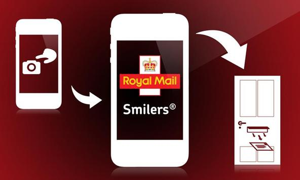 Royal Mail Smilers poster