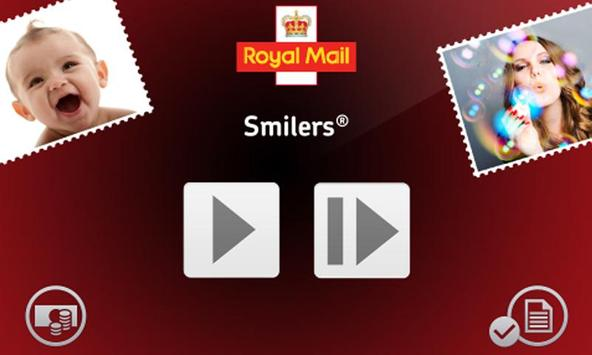 Royal Mail Smilers apk screenshot