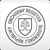 Obchodný register SR icon