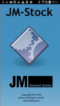 JM Stock poster