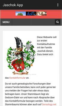 Jaschok App poster