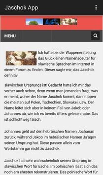 Jaschok App apk screenshot