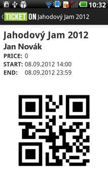 Ticketon poster