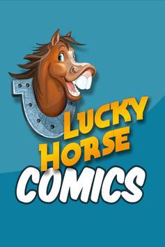 Lucky Horse Comics poster
