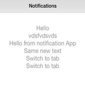 Sample application for TiConf icon
