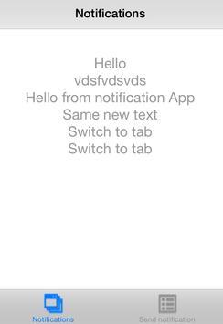 Sample application for TiConf apk screenshot