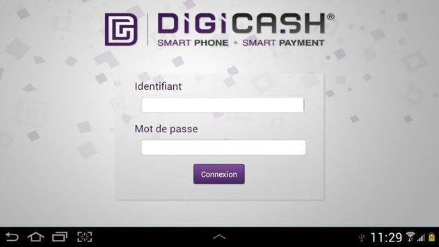 Digicash POS apk screenshot
