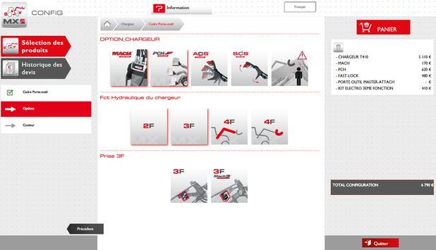 MXConfig apk screenshot