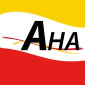 AHA icon