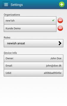workflow-to-go apk screenshot