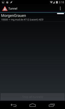 TLS/SSL Tunnel apk screenshot