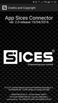 Sices Connector apk screenshot
