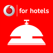Vodafone for hotels icon