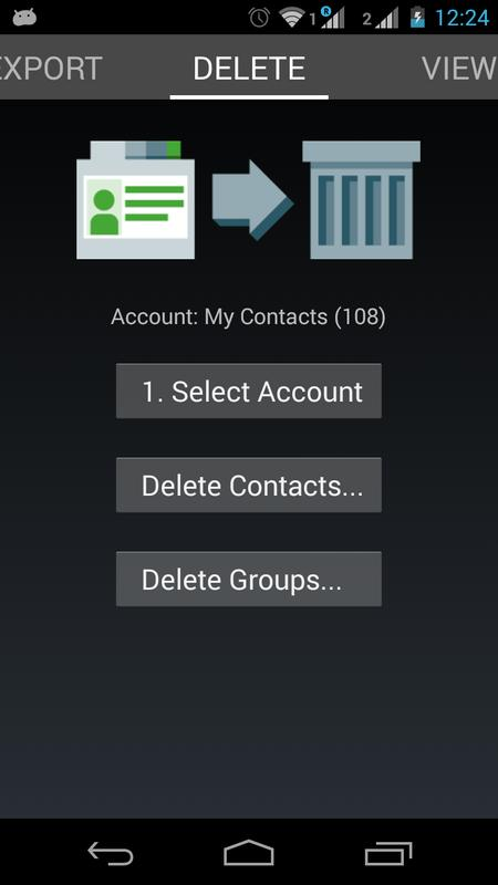 Contacts Import Apk Download Free Tools App For Android